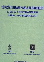 Türkiye İnsan Hakları Hareketi Konferansı – 1998
