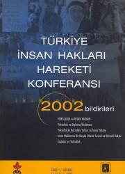 Türkiye İnsan Hakları Hareketi Konferansı – 2002