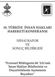 Türkiye İnsan Hakları Hareketi Konferansı – 2008