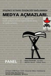 """İHD İstanbul Şubesi """"Emret Yazalım"""" Paneli 2"""