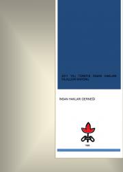 2011 İnsan Hakları İhlalleri Raporu