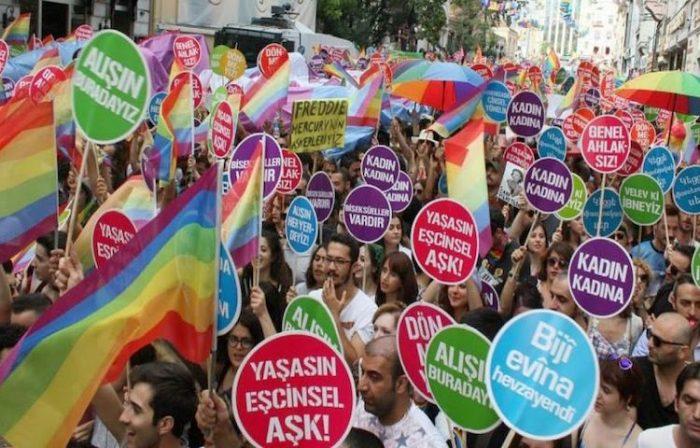 LGBTİ Onur Haftası Özgürce Kutlansın!
