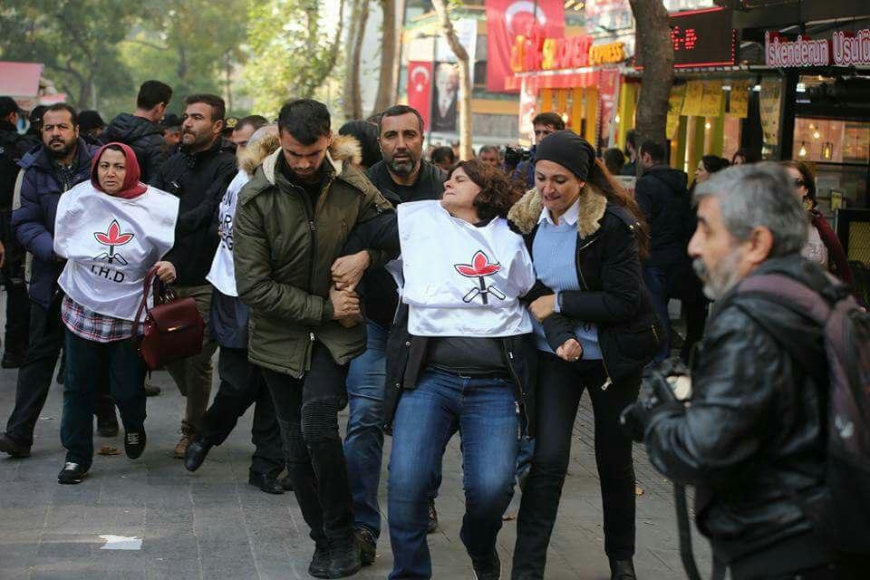 Sürekli OHAL: Türkiye'de Toplantı ve Gösteri Özgürlüğüne Yönelik Saldırılar ve Sivil Topluma Yansımaları