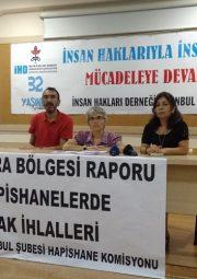 Marmara Bölgesi Hapishaneleri 6 Aylık Hak İhlalleri Raporu (1 Ocak 2018 – 30 Haziran 2018)