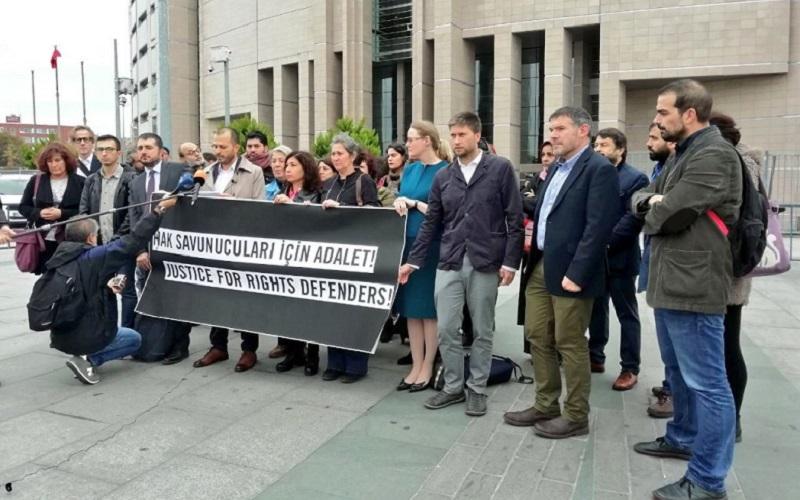 İnsan Hakları Savunuculuğu ve İHD'ye Baskılar Özel Raporu