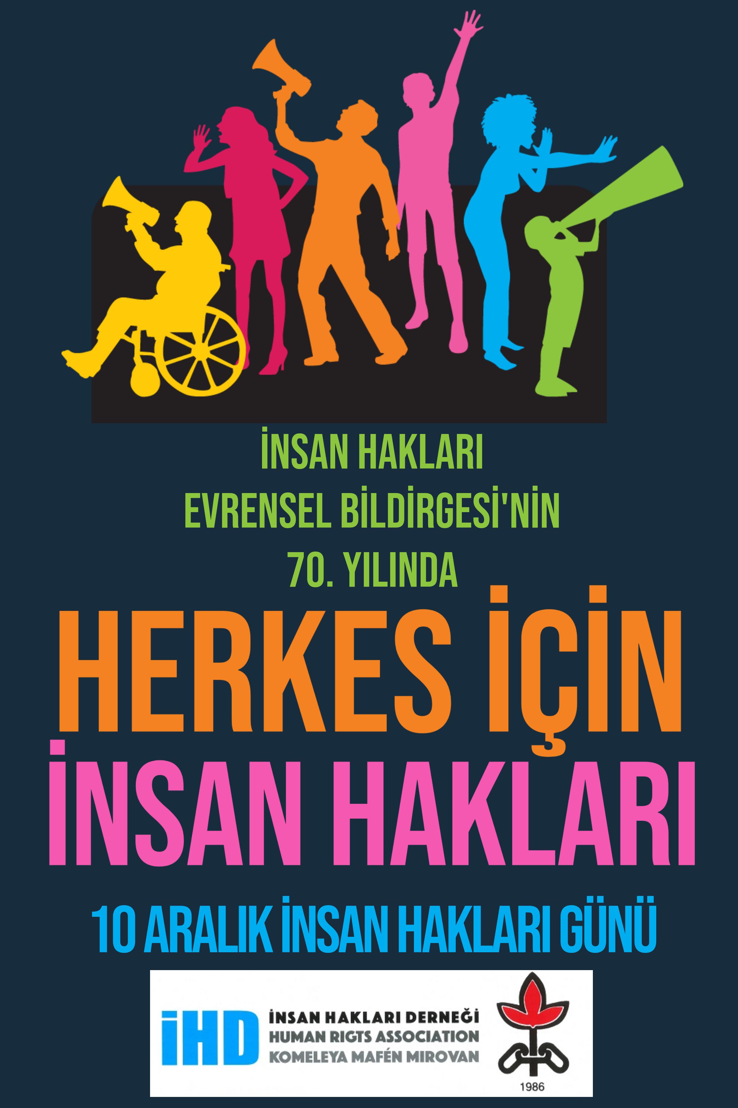 Herkes İçin İnsan Hakları!