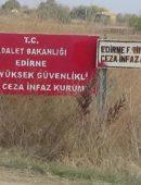 Açlık Grevlerini İzleme Heyeti: Edirne F Tipi Kapalı Cezaevi Ziyareti Raporu