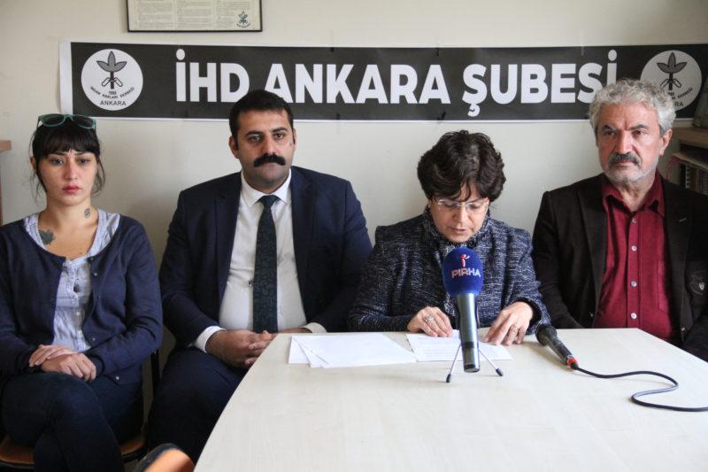 İç Anadolu Bölgesi Hapishaneleri Temmuz-Ağustos-Eylül 2019 Dönemi 3 Aylık Hak İhlalleri Raporu