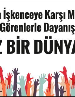 İHD-TİHV 26 Haziran 2020 Ortak Afişi