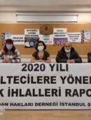 Mültecilere Yönelik Hak İhlalleri Raporu- 2020