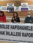Marmara Bölgesi Hapishaneleri 2020 Yılı Hak İhlalleri Raporu