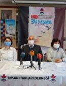 İHD 2020 Yılı Türkiye Hapishanelerinde Hak İzleme Raporu